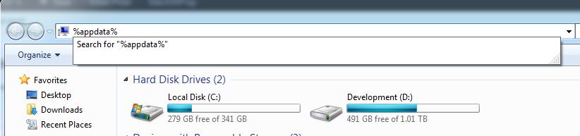 delete cache 1