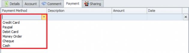 Creating Invoice 8
