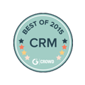 Best of 2015 CRM Award