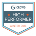 High Performer Award 2016