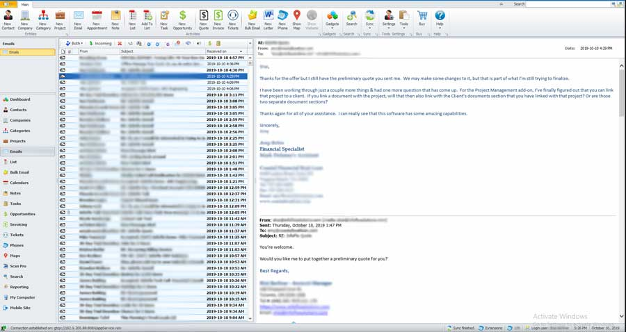 infoflocrm_email_screenshot