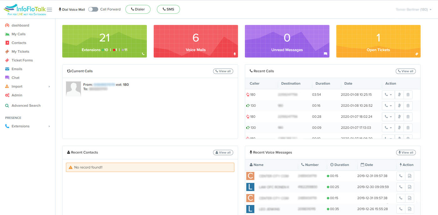 infoflotalk_portal_dashboard